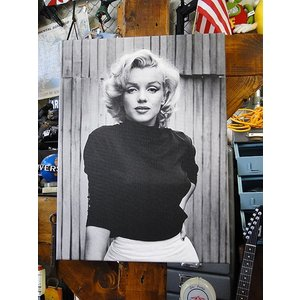 マリリン・モンローのキャンバスアート(クラシック) ■ アメリカン雑貨 アメリカ雑貨 ポスター|candytower