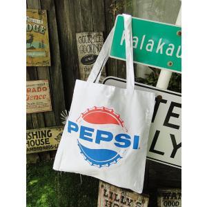 ペプシのエコトート ■ アメリカン雑貨 アメリカ雑貨 エコバッグ|candytower