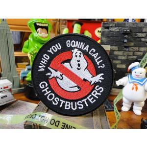 ゴーストバスターズのノーゴーストロゴ・ワッペン(パート1) ■ アメリカン雑貨 アメリカ雑貨