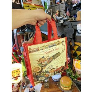キャンベルのナイロンバッグ(キャンベルトレイン) ■ アメリカン雑貨 アメリカ雑貨|candytower