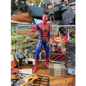 スパイダーマンのトーキングフィギュア(20フレーズ&サウンド搭載) ■ アメリカン雑貨 アメリカ雑貨|candytower