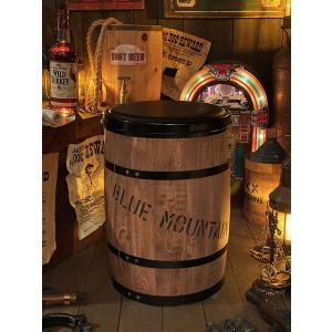 コーヒー木樽チェアー(ブラウン)■ アメリカン雑貨 アメリカ雑貨|candytower