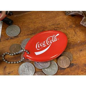 アウトレット品★ コカ・コーラ ラバーコインケース ■ アメリカン雑貨 アメリカ雑貨 小銭入れ|candytower