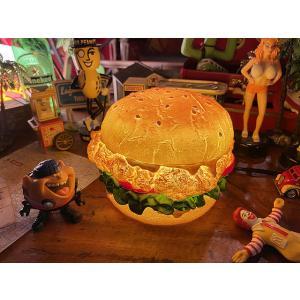 ハンバーガーのナイトライト ■ アメリカン雑貨 アメリカ雑貨|candytower