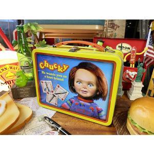 映画「チャイルドプレイ」チャッキーのランチボックス ■ アメリカン雑貨 アメリカ雑貨|candytower