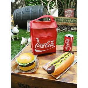コカ・コーラブランド ランチクーラーバッグ アメリカ雑貨 アメリカン雑貨 おしゃれ|candytower