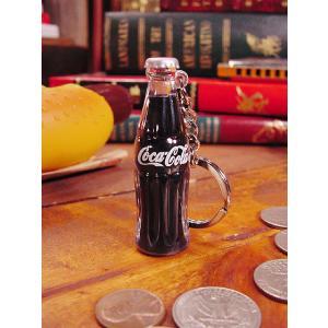 コカ・コーラブランド コンツアーボトルキーホルダー アメリカ雑貨 アメリカン雑貨|candytower