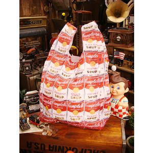 アメリカで今でも絶大な人気を誇るアーティスト、アンディ・ウォーホールが描いた有名なキャンベルスープ缶...
