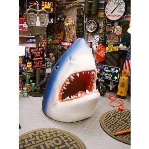 ジョーズの巨大オブジェ アメリカ雑貨 アメリカン雑貨|candytower