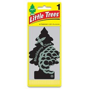 リトルツリー(ブラックベリー) アメリカ雑貨 アメリカン雑貨 芳香剤 ランキング 車 おしゃれ フレグランス|candytower