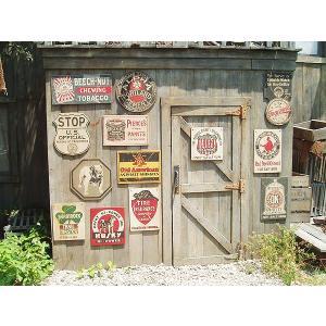 昔のアドバタイジングのウッドサイン(人気ベスト3セット) アメリカ雑貨 アメリカン雑貨 壁掛け インテリア おしゃれな部屋 人気 木製看板|candytower