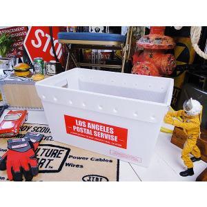 U.S.ポストボックス(レッド) アメリカン雑貨 アメリカ雑貨|candytower