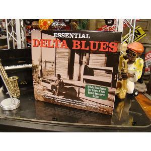 音楽CD コレ聴かずに死んだら一生の不覚・・・そんな音楽史に残る名アーティストCDシリーズ(デルタ・ブルース) アメリカ雑貨 アメリカン雑貨|candytower