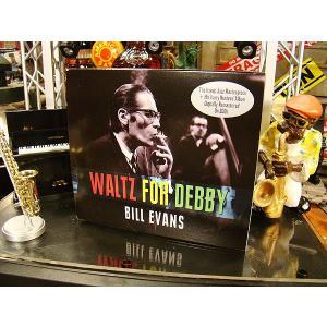 音楽CD コレ聴かずに死んだら一生の不覚・・・そんな音楽史に残る名アーティストCDシリーズ(ビル・エヴァンス/ワルツ・フォー・デビー)|candytower