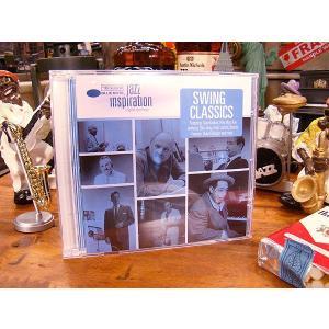 音楽CD ブルーノート インプレッションシリーズ(スウィングクラシック) アメリカ雑貨 アメリカン雑貨 おしゃれ|candytower