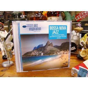 音楽CD ブルーノート インプレッションシリーズ(ボサノバジャズ) アメリカ雑貨 アメリカン雑貨 おしゃれ|candytower