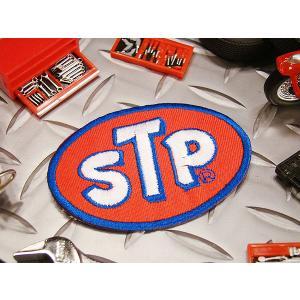 STPのワッペン アメリカ雑貨 アメリカン雑貨 アイロン 人気 ブランド おしゃれ バイク エンブレム candytower