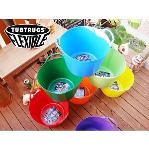 タブトラッグス・TUBTRUGS Lサイズ(38リットル) アメリカン雑貨 アメリカ雑貨 TUBTRUGS 38L サーフィン バケツ|candytower