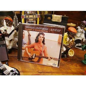 音楽CD クイーン・オブ・ロカビリー (ワンダ・ジャクソン) アメリカ雑貨 アメリカン雑貨|candytower