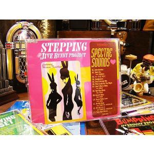 音楽CD ジャイブバニープロジェクト(SPECTRE SOUNDS 〜STEPPING〜) アメリカ雑貨 アメリカン雑貨|candytower