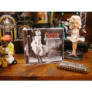 音楽CD マリリン・モンロー アメリカ雑貨 アメリカン雑貨 おしゃれ 人気|candytower