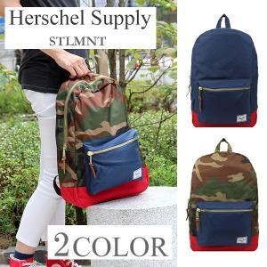 ハーシェルサプライ Herschel supply SETTLEMENT セトルメントバッグパック(2色)【10005】|canetshop