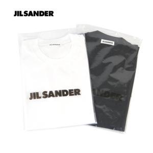 JIL SANDER ジルサンダー Tシャツ Classic short sleeve T-shirt 無地 プレーンT (全2色) 【JSMP706020MP247308】|canetshop
