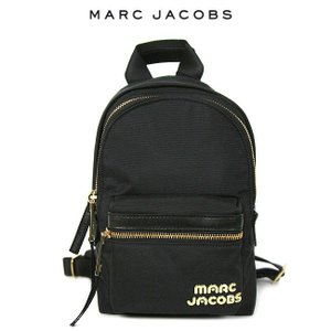 MARC JACOBS マークジェイコブス リュックサック バックパック マザーズバッグ TREK PACK BACKPACK MINI(001 / BLACK)【M0014032】|canetshop