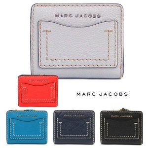 aabfe73312a6 マークジェイコブス 財布 MARC JACOBS 二つ折り財布 レディース コンパクト財布 バイカラー The Grind T Pocket Mini  Compact Wallet (全5色)【M0014522】