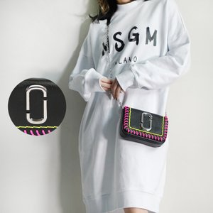 MARC JACOBS ショルダーバッグ マークジェイコブス ボディバッグ ウエストポーチ Hip Shot Whipstitches (001 / BLACK)【M0014570】|canetshop