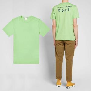コムデギャルソン Tシャツ COMME des GARCONS boy T-SHIRT (全3色)【S27908】