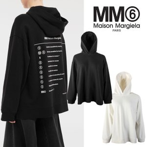 MM6 スウェット フーディ MAISON MARGIELA エムエムシックス メゾン マルジェラ ...