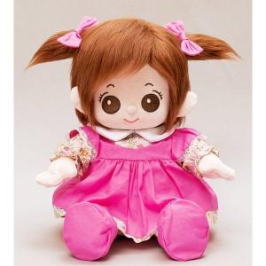 プチハピコレクション01ピンクワンピース(靴、リボン付)「うたこちゃん」専用お洋服 canitz