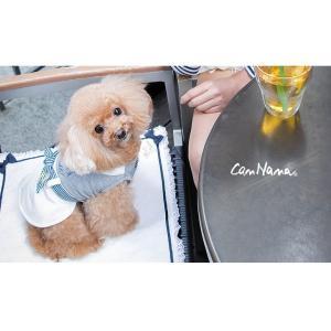 犬 服 犬服 ワンピース フレンチ 夏 春 クール 新作 犬の服 マリン きゃんナナ ドッグウェア ブランド|cannanaonline|06