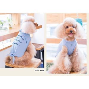 犬 服 Tシャツ 夏 春 フレンチテイスト 犬の服  きゃんナナ ドッグウェア ブランド|cannanaonline|02