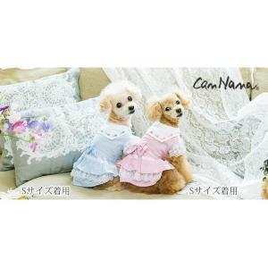 犬 服 ワンピース 夏春 ストライプ 犬の服  きゃんナナ ドッグウェア ブランド|cannanaonline|04