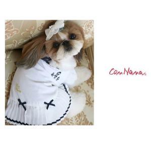 犬 服 春 夏 ワンピース 犬の服 冷感 きゃんナナ ドッグウェア ブランド|cannanaonline|02