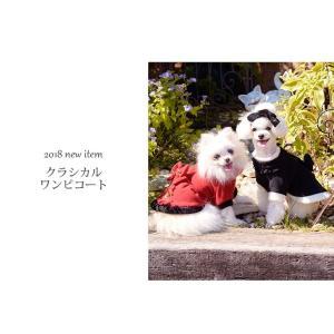 犬 服 コート 秋 冬 防寒 犬の服 きゃんナナ ドッグウェア ブランド|cannanaonline|02