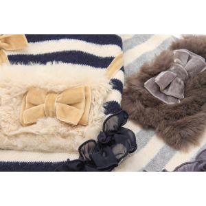 犬 服 ボーダー ハイネックウェア 秋 冬 犬の服 きゃんナナ ドッグウェア ブランド cannanaonline 05