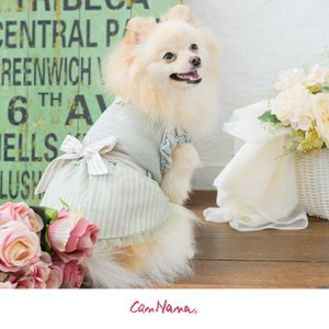 犬 服 春 夏 ワンピース リボン 犬の服 新作 きゃんナナ ドッグウェア ブランド|cannanaonline|14