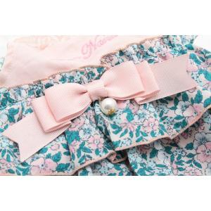 犬 服 春 夏 ワンピース 花柄 フリル 犬の服 きゃんナナ ドッグウェア ブランド|cannanaonline|06
