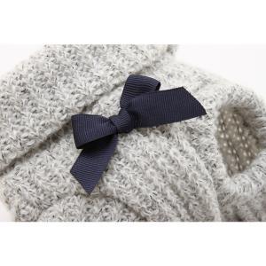 犬 服 ワンピース 秋 冬 ニット 犬の服 新作 きゃんナナ ドッグウェア ブランド|cannanaonline|07