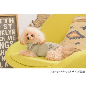 犬 服 カジュアル 秋 冬 ニット 犬の服 新作 きゃんナナ ドッグウェア ブランド cannanaonline 03