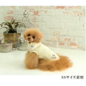 犬 服 カジュアル 秋 冬 ニット 犬の服 新作 きゃんナナ ドッグウェア ブランド cannanaonline 04