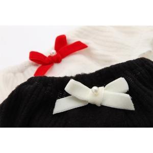 犬 服 ワンピース 秋 冬 さくらんぼ 犬の服 新作 きゃんナナ ドッグウェア ブランド|cannanaonline|12