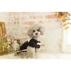 犬 服 ワンピース 秋 冬 さくらんぼ 犬の服 新作 きゃんナナ ドッグウェア ブランド|cannanaonline|17
