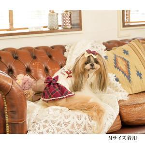 犬 服 ワンピース 秋 冬 ボア 犬の服 新作 きゃんナナ ドッグウェア ブランド|cannanaonline|11