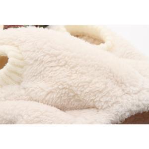 犬 服 ワンピース 秋 冬 ボア 犬の服 新作 きゃんナナ ドッグウェア ブランド|cannanaonline|08