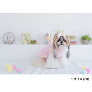犬 服 ワンピース 秋 冬 ふわもこ 犬の服 新作 きゃんナナ ドッグウェア ブランド cannanaonline 11