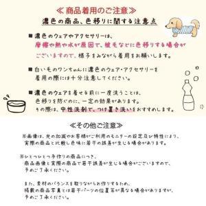 犬 服 ワンピース 秋 冬 ファー 犬の服 新作 きゃんナナ ドッグウェア ブランド|cannanaonline|14